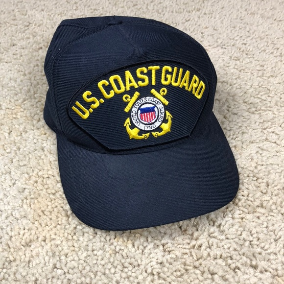 12be5a64fe85c U.S. Coast Guard Hat. M 5be9d01e45c8b3f03005fd0f. Other Accessories ...